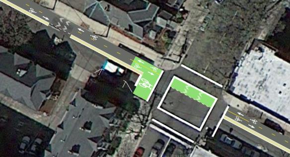 IntersectionBluebonnet