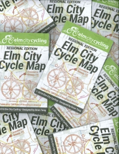 cycle map art